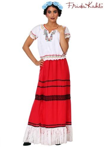 【ポイント最大29倍●お買い物マラソン限定!エントリー】Women's Plus レッド Frida Kahlo コスチューム ハロウィン レディース コスプレ 衣装 女性 仮装 女性用 イベント パーティ ハロウィーン 学芸会