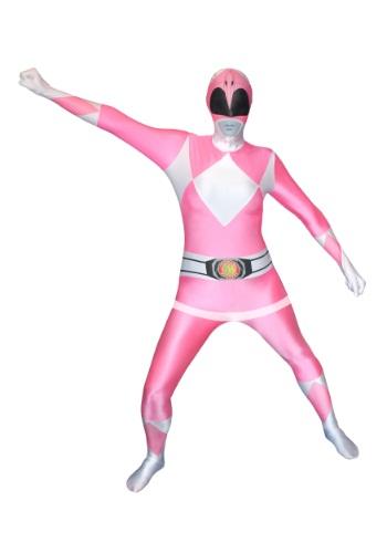 【ポイント最大29倍●お買い物マラソン限定!エントリー】Power Rangers: Pink Ranger Morphsuit コスチューム ハロウィン レディース コスプレ 衣装 女性 仮装 女性用 イベント パーティ ハロウィーン 学芸会