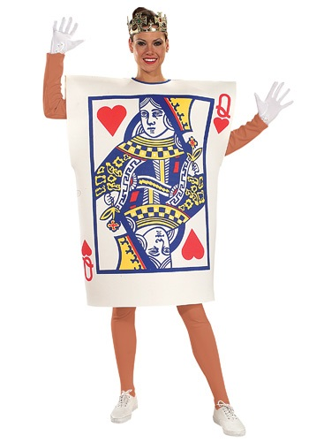 Queen of Hearts Card コスチューム クリスマス ハロウィン レディース コスプレ 衣装 女性 仮装 女性用 イベント パーティ ハロウィーン 学芸会