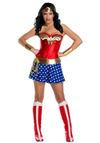 【ポイント最大29倍●お買い物マラソン限定!エントリー】Women's Classic Premium Wonder Woman コスチューム ハロウィン レディース コスプレ 衣装 女性 仮装 女性用 イベント パーティ ハロウィーン 学芸会