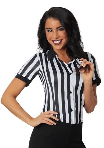 大きいサイズ Womens Referee Shirt クリスマス ハロウィン レディース コスプレ 衣装 女性 仮装 女性用 イベント パーティ ハロウィーン 学芸会