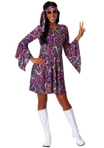 【ポイント最大29倍●お買い物マラソン限定!エントリー】Women's Woodstock Hippie コスチューム ハロウィン レディース コスプレ 衣装 女性 仮装 女性用 イベント パーティ ハロウィーン 学芸会