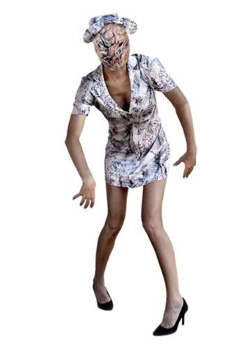 【ポイント最大29倍●お買い物マラソン限定!エントリー】Silent Hill Women's Nurse コスチューム ハロウィン レディース コスプレ 衣装 女性 仮装 女性用 イベント パーティ ハロウィーン 学芸会