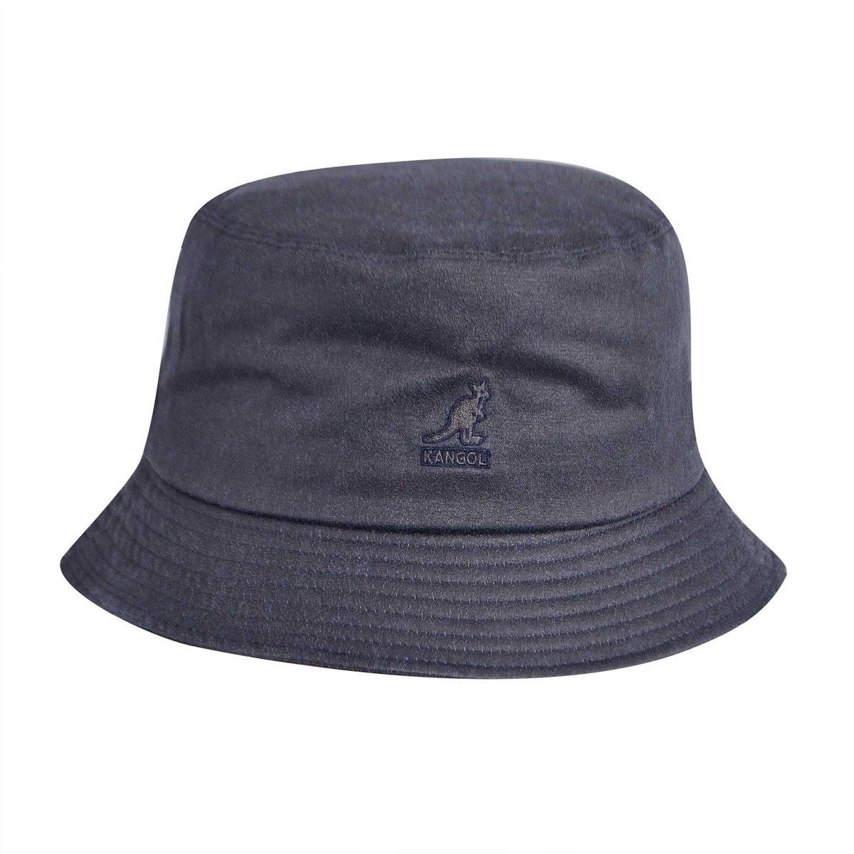 Kangol カンゴール Quilted Military Lahinch Dark Blue バケットハット 帽子 Dark Blue