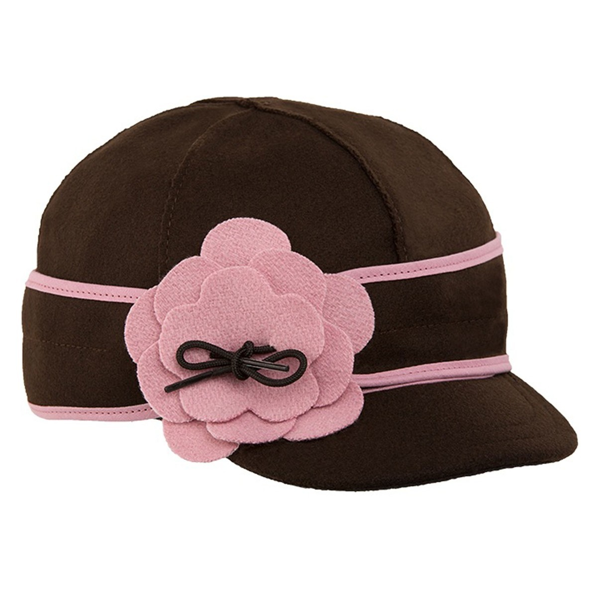 Stormy Kromer Petal Pusher Cap Chocolate Pink ベースボール スポーツキャップ 帽子 Chocolate Pink