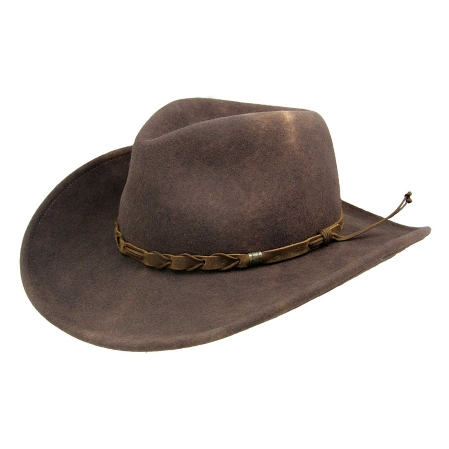 Bailey Western ベイリーウエスタン Corral Hat Brown アウトバックハット 帽子 Brown