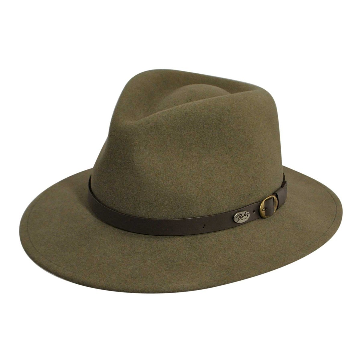 Bailey of Hollywood Briar Fedora Lichen フェドラハット 帽子 Lichen