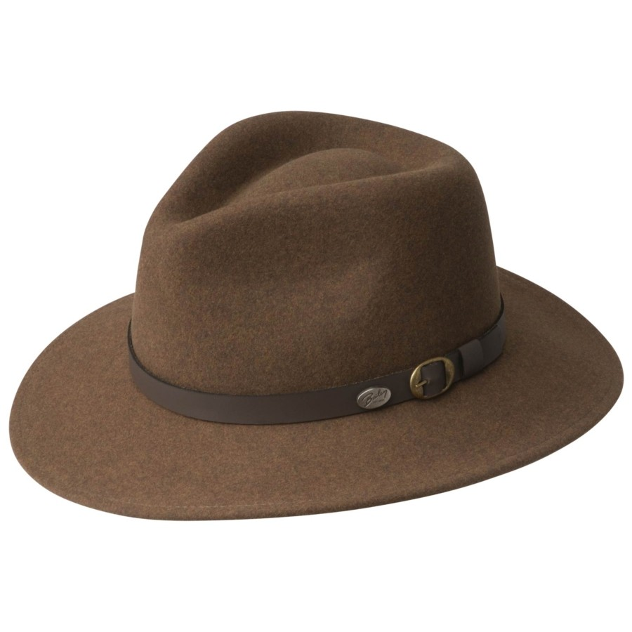 Bailey of Hollywood Briar Fedora Fall Brown フェドラハット 帽子 Fall Brown