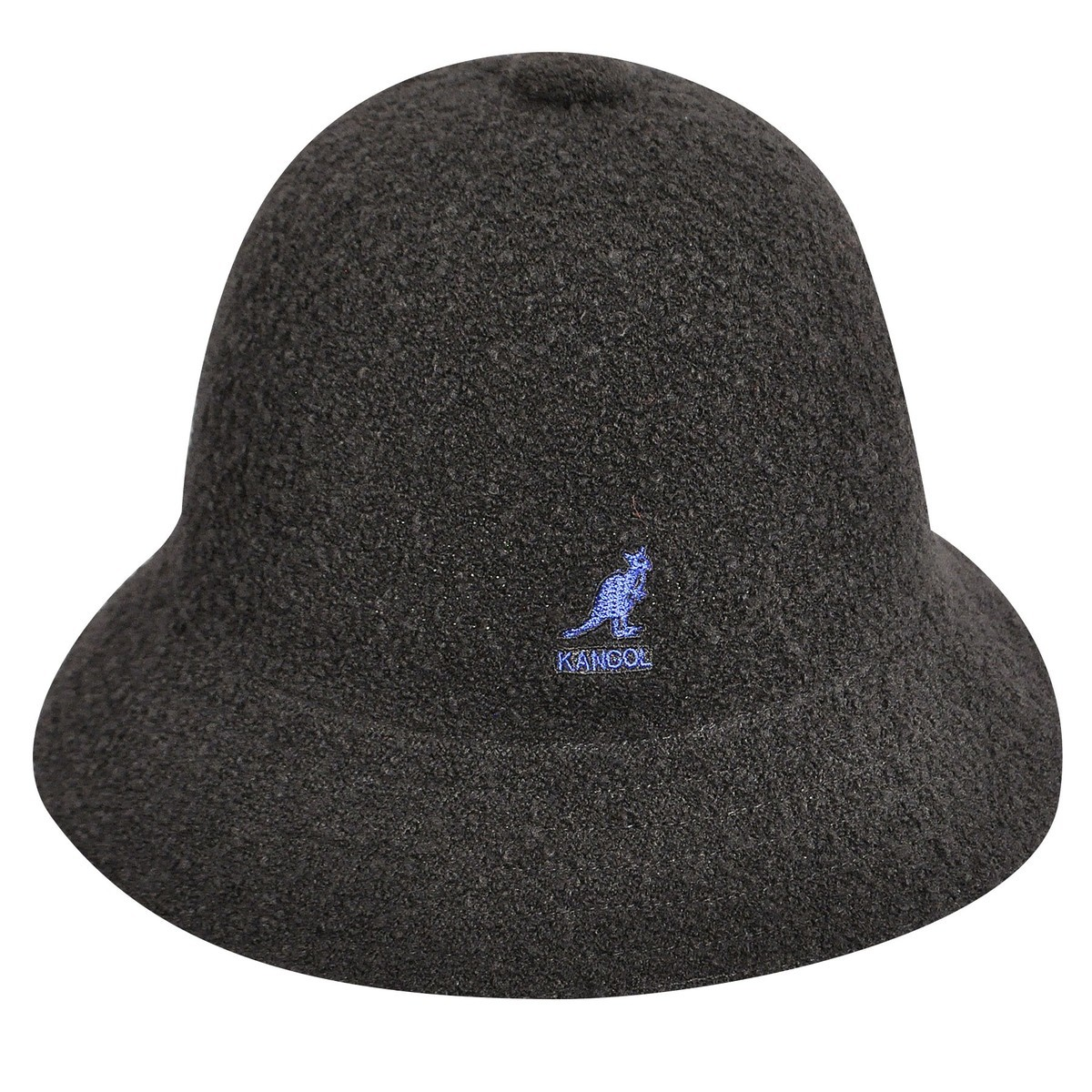 Kangol カンゴール Winter Bermuda Casual Black Ultra Blue バケットハット 帽子 Black Ultra Blue