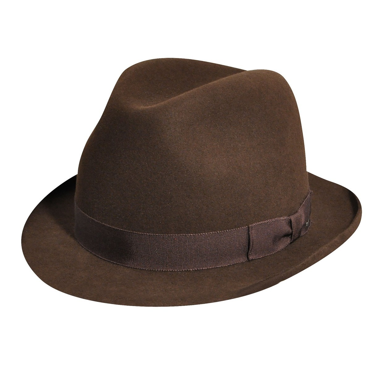 Bailey of Hollywood Edsel Fedora Chocolate フェドラハット 帽子 Chocolate