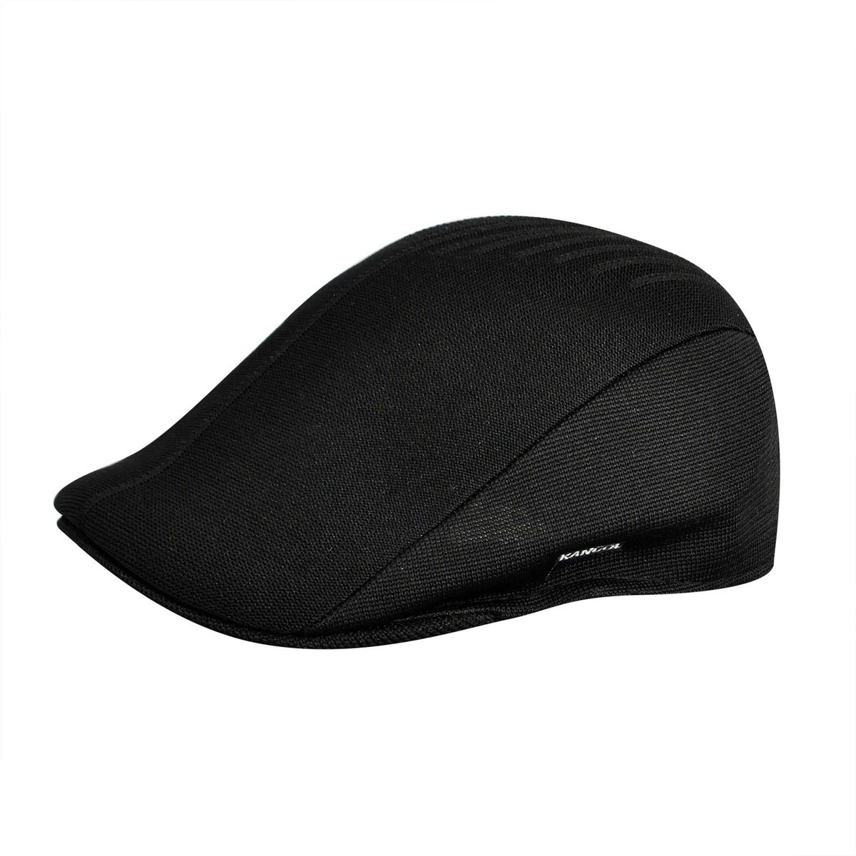 Kangol カンゴール Futurliner 507 BLACK Ivy Caps & Flat Caps 帽子 BLACK