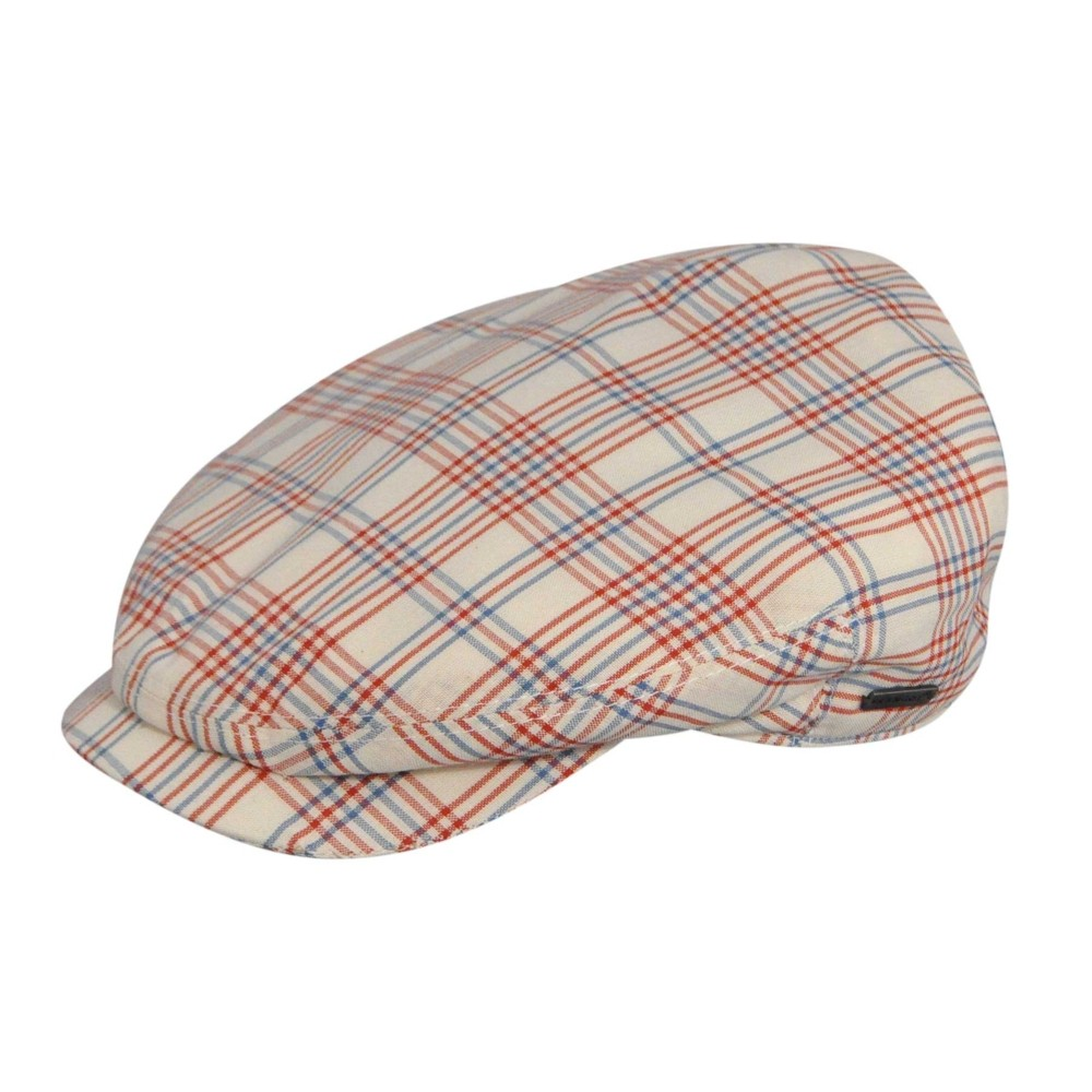 Kangol カンゴール British Peebles KENDRAY CHECK Ivy Caps & Flat Caps 帽子 KENDRAY CHECK