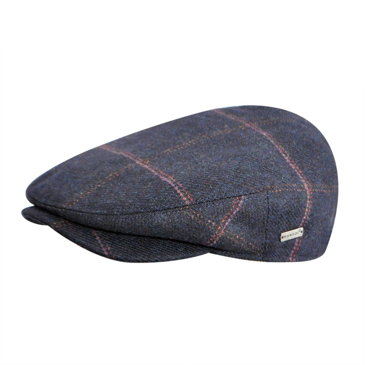 Kangol カンゴール British Peebles Norton Check Ivy Caps & Flat Caps 帽子 Norton Check
