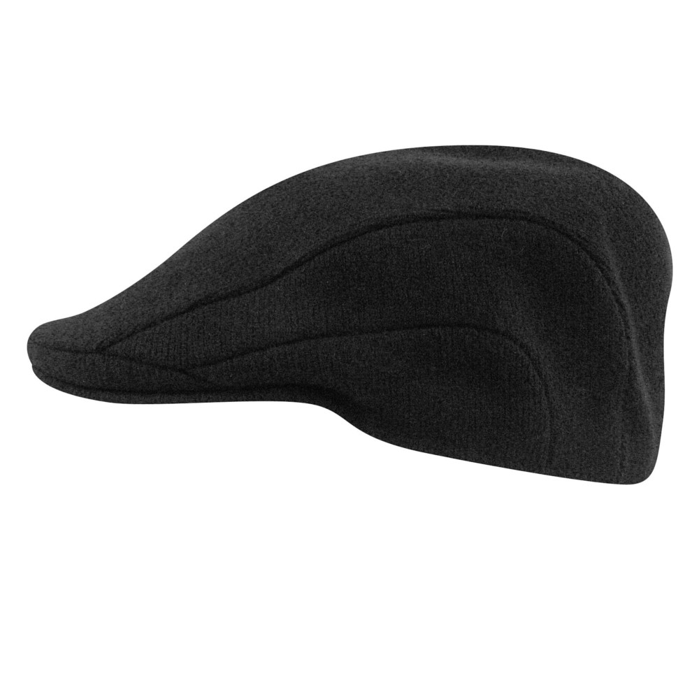 Kangol カンゴール Wool 507 BLACK Ivy Caps & Flat Caps 帽子 BLACK