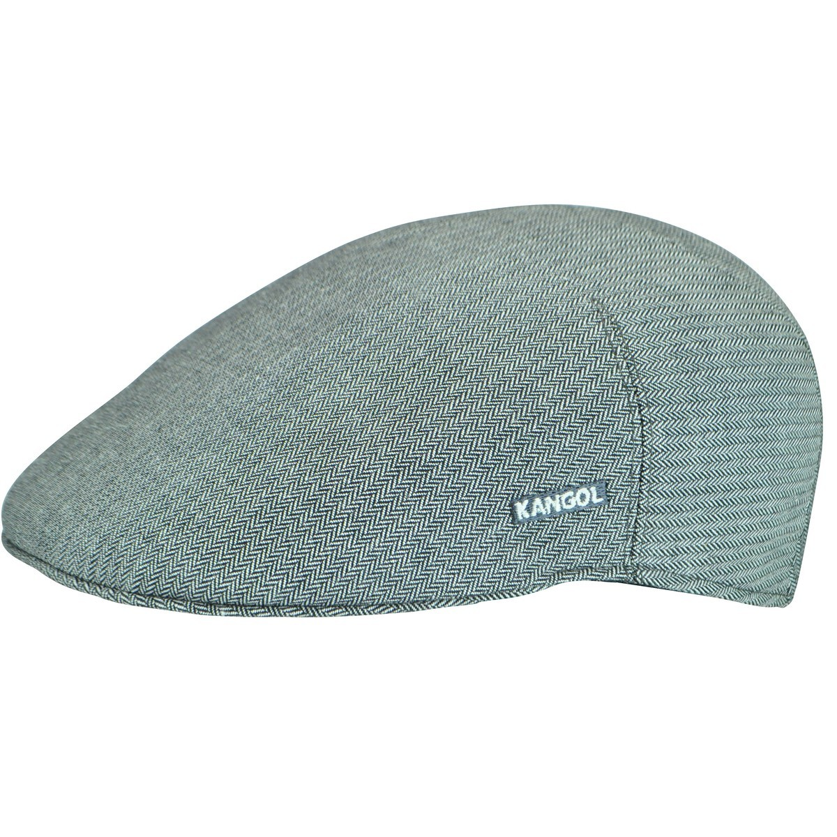 Kangol カンゴール Tweed Milano Cap Canvas Herringbone Ivy Caps & Flat Caps 帽子 Canvas Herringbone