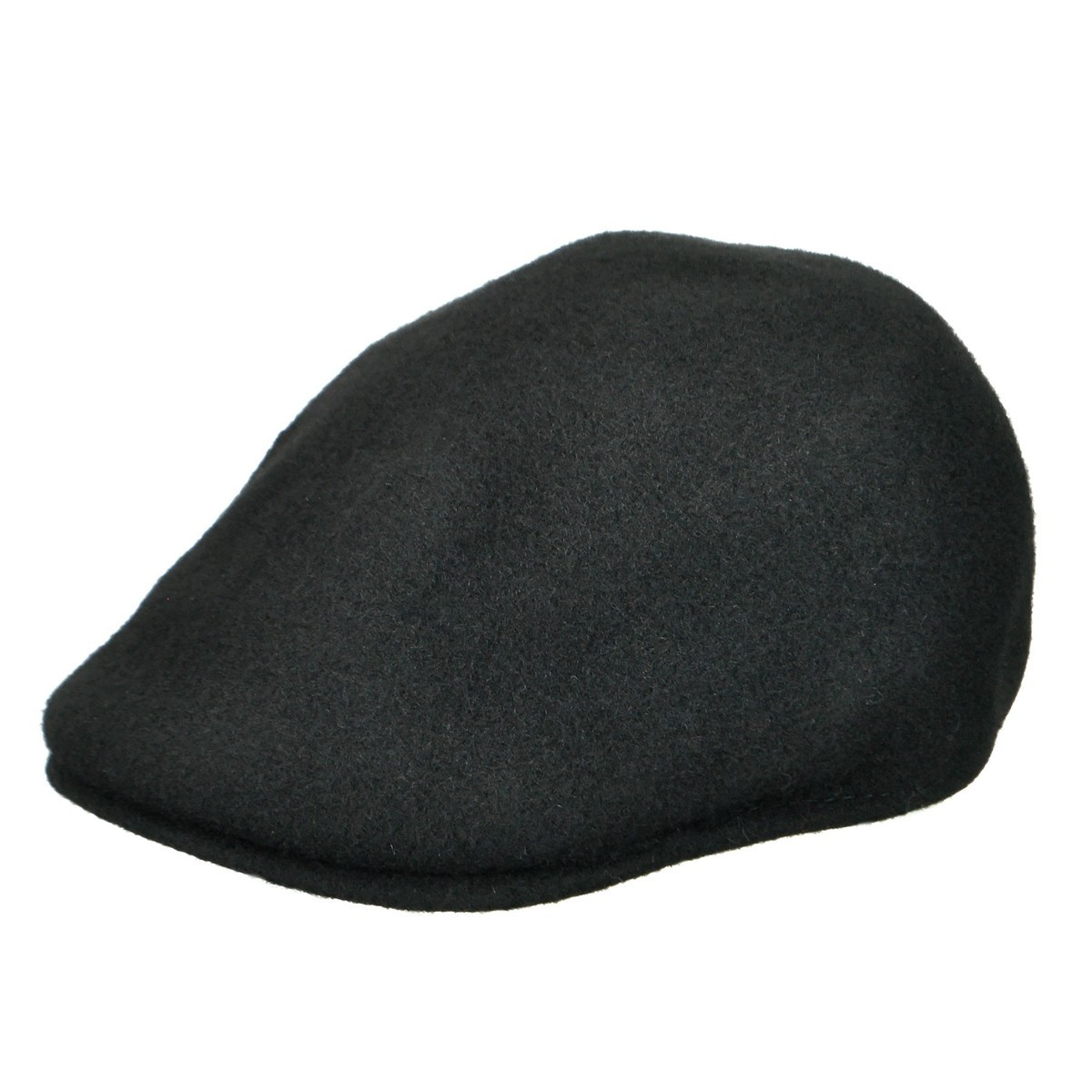 Kangol カンゴール Seamless Wool 507 Black Gold Ivy Caps & Flat Caps 帽子 Black Gold