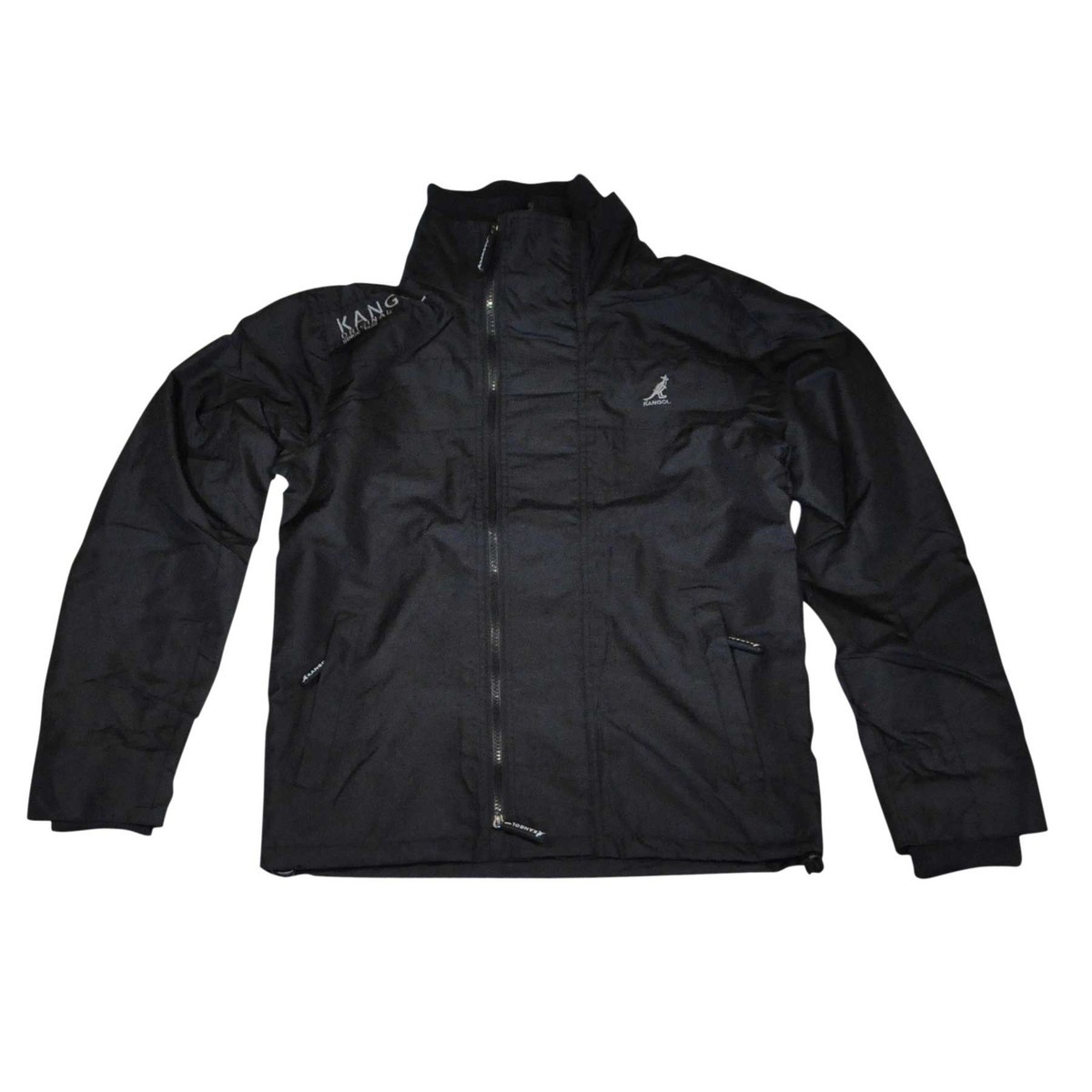 Kangol カンゴール Speed Jacket BLACK Jackets & Vests 帽子 BLACK