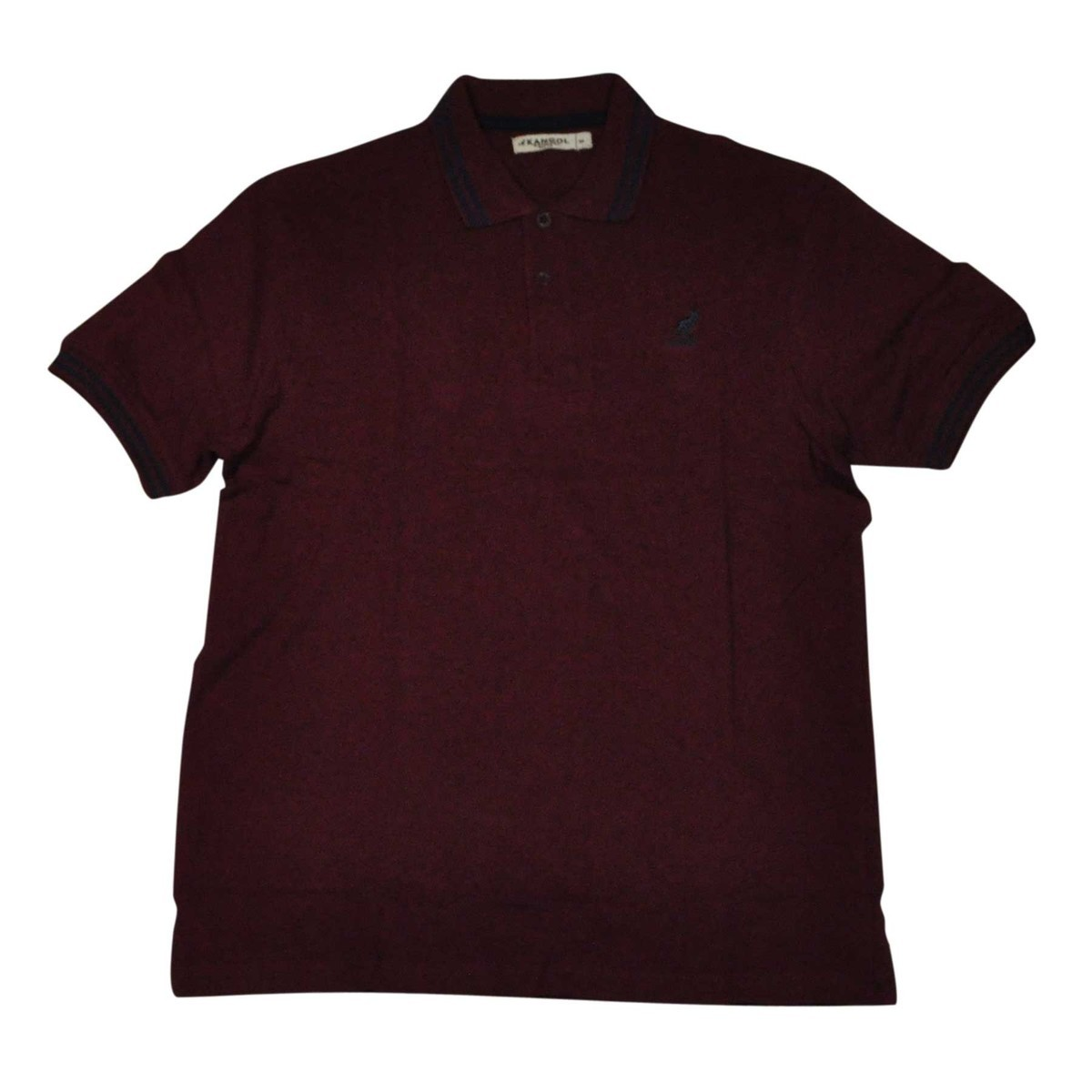 Kangol カンゴール Joshua Polo Shirt MAHOGANY Polo Shirt 帽子 MAHOGANY