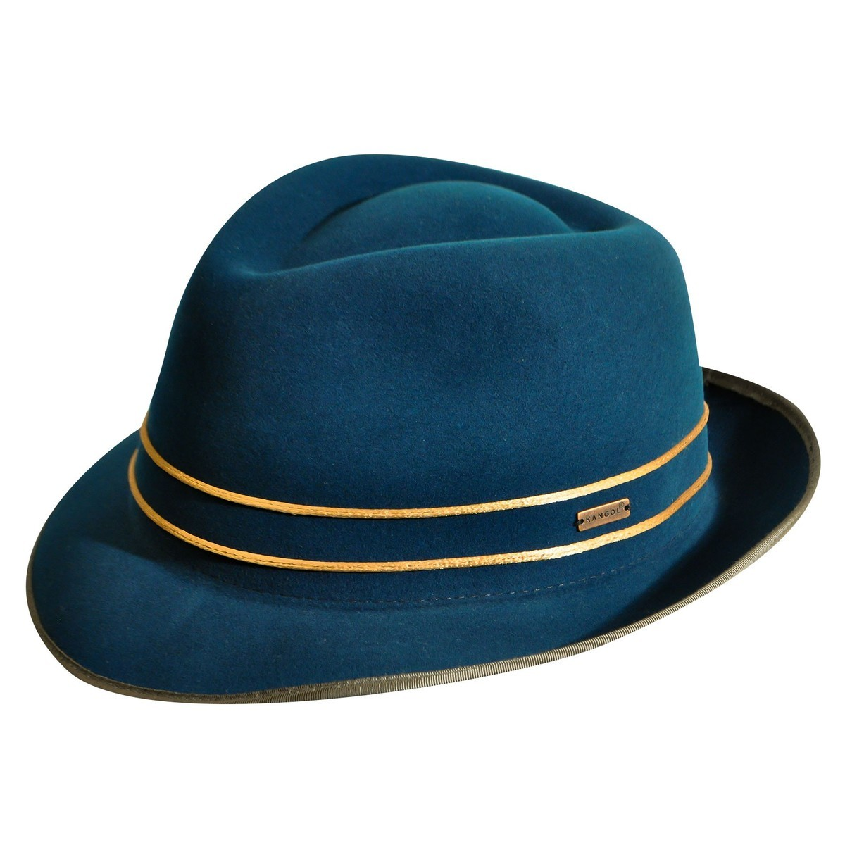Kangol カンゴール Corded Hiro Trilby Midnight Trilby 帽子 Midnight