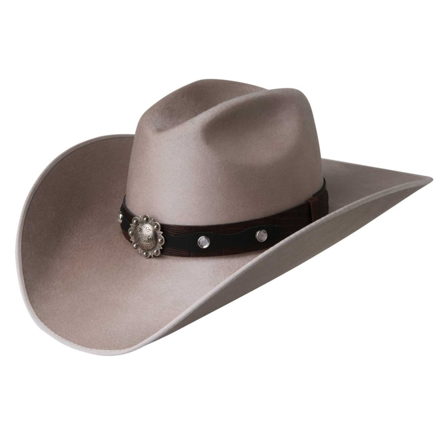 Bailey Western Renegade by BaileyR Calamity Hat Silver Belly Western 帽子 Silver Belly