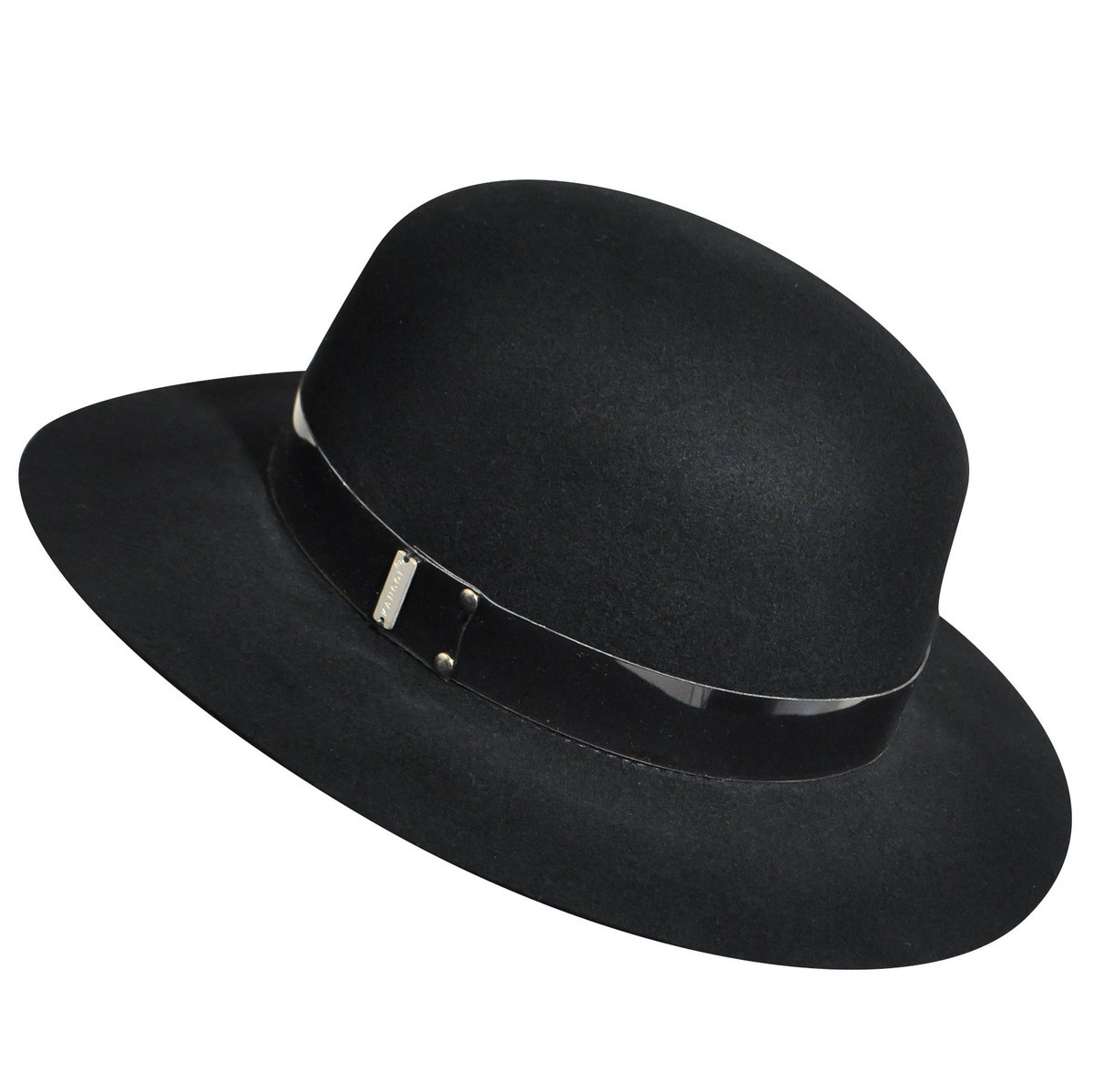 Kangol カンゴール Trans Saxon BLACK Wide Brims & Floppy Hats 帽子 BLACK