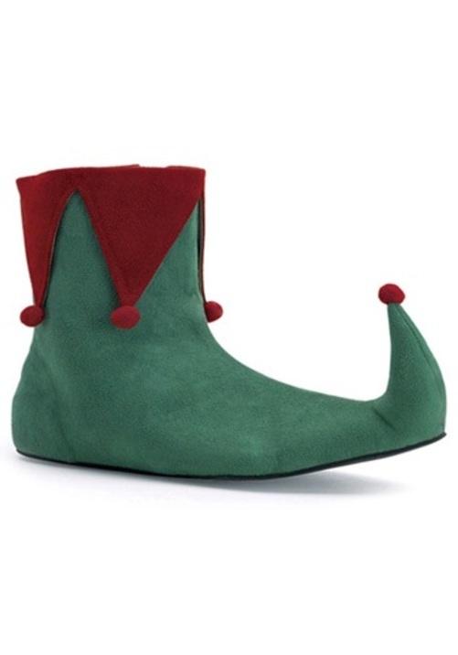 FESTIVE クリスマスELF SHOES ブーツ シューズ 靴 コスプレ コスチューム 変装 ハロウィン