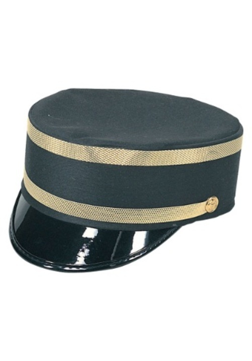 CONDUCTOR'S CAP ハット キャップ コスプレ コスチューム 変装 クリスマス ハロウィン