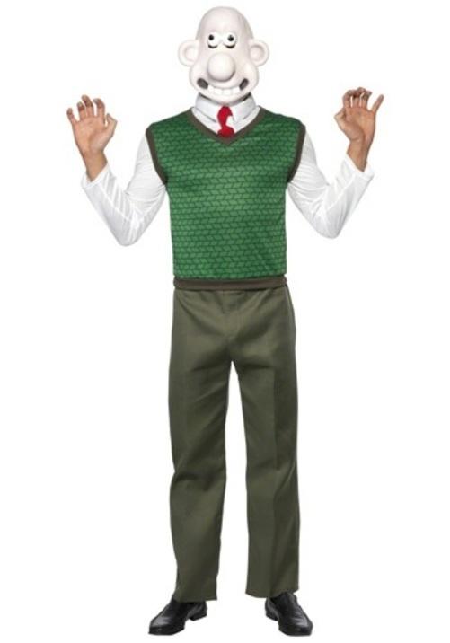 WALLACE コスプレ コスチューム 大人用 メンズ 男性用 衣装 ドレス ワンピース 仮装 衣装 忘年会 パーティ 学園祭 文化祭 学祭