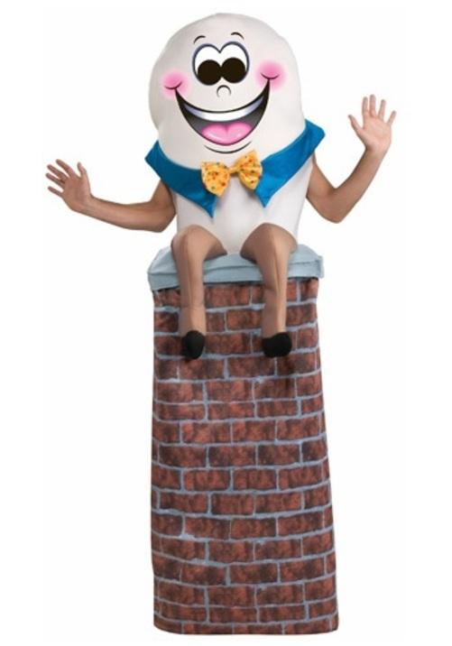 【全品P5倍】HUMPTY DUMPTY コスプレ コスチューム 大人用 男性用 衣装 ドレス ワンピース 仮装 衣装 忘年会 パーティ 学園祭 文化祭 学祭