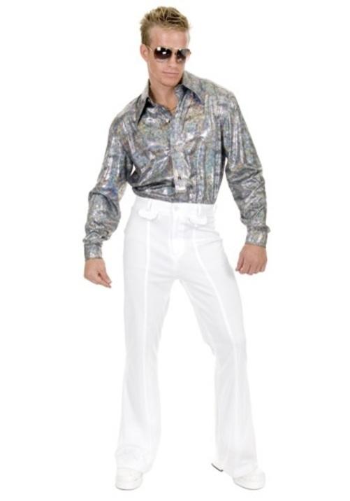 コスプレ ハロウィン GLITTER ディスコ クラブシャツ 大人用 メンズ 男性用 衣装 衣装 学園祭 文化祭 コスチューム 仮装 変装