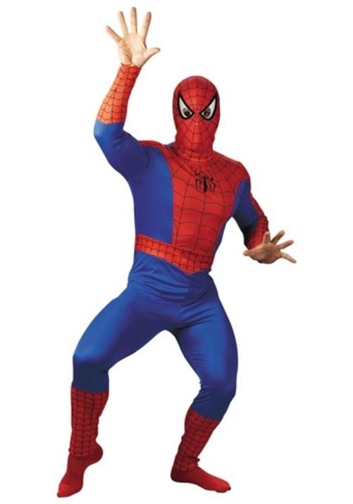 【マラソン全品P5倍】SPIDER-MAN コスプレ コスチューム 大人用 男性用 衣装 ドレス ワンピース 仮装 衣装 忘年会 パーティ 学園祭 文化祭 学祭