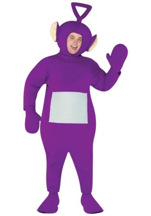 TINKY WINKY コスプレ コスチューム 大人用 男性用 衣装 ドレス ワンピース 仮装 衣装 忘年会 パーティ 学園祭 文化祭 学祭