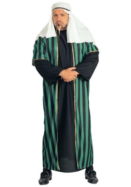コスプレ ハロウィン アラブ人 アラビアンナイト 石油王 王様アラブ人 アラビアンナイト 族長 大人用 メンズ 男性用 衣装 衣装 学園祭 文化祭 コスチューム 仮装 変装