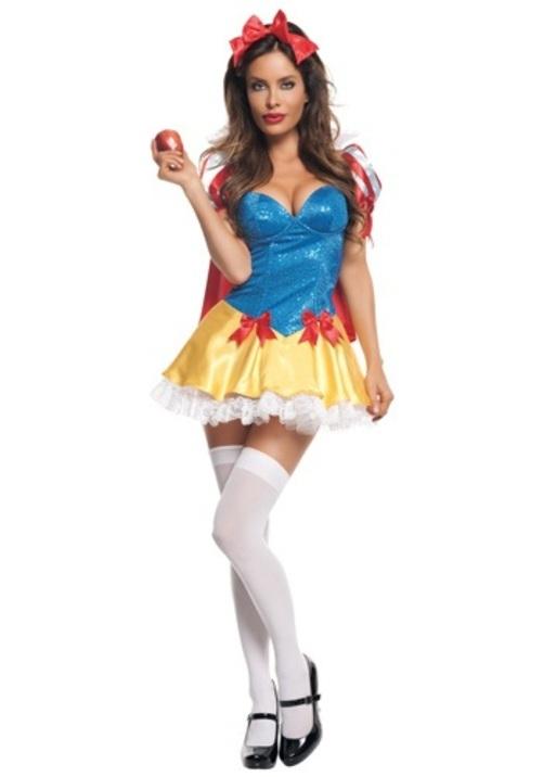 コスプレ ハロウィン キラキラ白雪姫 Snow White 大人用 女性用 衣装 ドレス ワンピース 衣装 学園祭 文化祭 コスチューム 仮装 変装