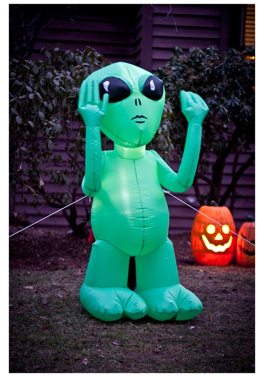 ALIEN ALIEN INFLATABLE ハロウィン コスプレ コスプレ INFLATABLE コスチューム 仮装, Friends:5682da2f --- officewill.xsrv.jp