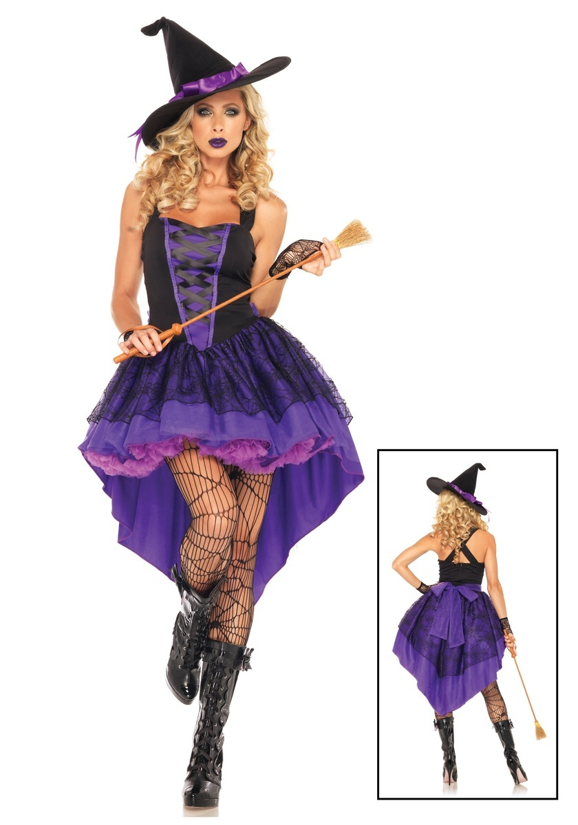 BROOMSTICK BABE WITCH クリスマス ハロウィン コスプレ コスチューム 仮装