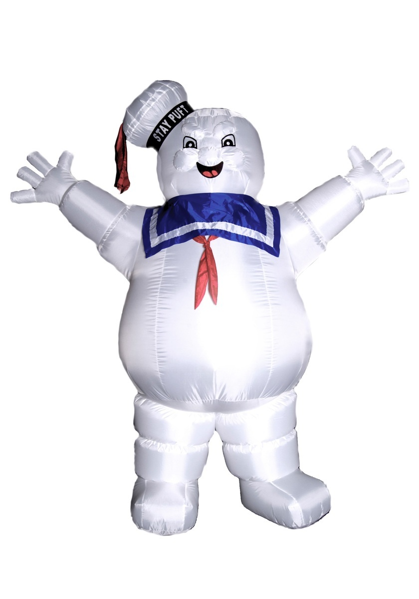 GHOSTBUSTERS STAY PUFT INFLATABLE クリスマス ハロウィン コスプレ コスチューム 仮装