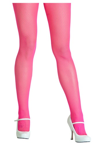 Neon Pink Fishnet Tights ハロウィン コスプレ 衣装  仮装 小道具 おもしろい  イベント パーティ ハロウィーン 学芸会 学園祭 学芸会 ショー お遊戯会 二次会 忘年会 新年会 歓迎会 送迎会 出し物 余興 誕生日 発表会 バレンタイン ホワイトデー