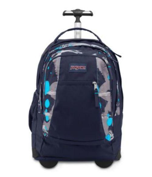 JANSPORT ジャンスポーツ バックパック リュックサック DRIVER 8 MAMMOTH BLUE SUPER SPLASH バッグ カバン