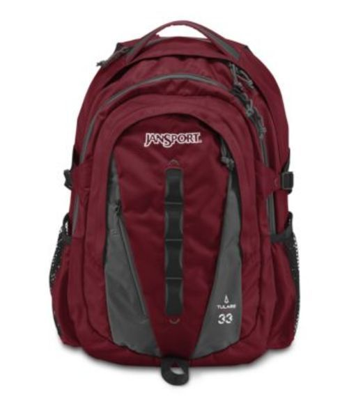 JANSPORT ジャンスポーツ バックパック リュックサック TULARE RED RIFF バッグ カバン