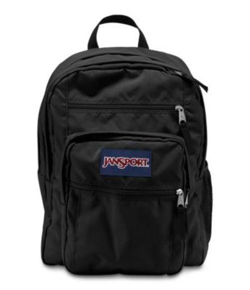 JANSPORT ジャンスポーツ バックパック リュックサック BIG STUDENT BLACK バッグ カバン