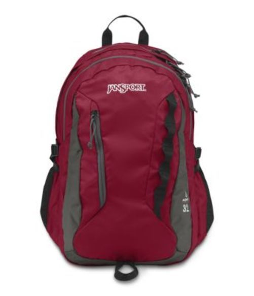 JANSPORT ジャンスポーツ バックパック リュックサック AGAVE RED RIFF バッグ カバン