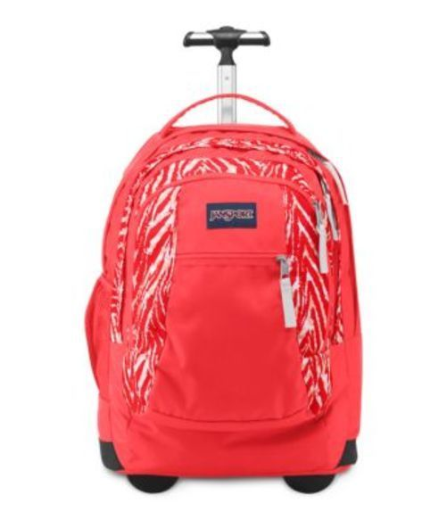 JANSPORT ジャンスポーツ バックパック リュックサック DRIVER 8 CORAL PEACHES WILD AT HEART バッグ カバン