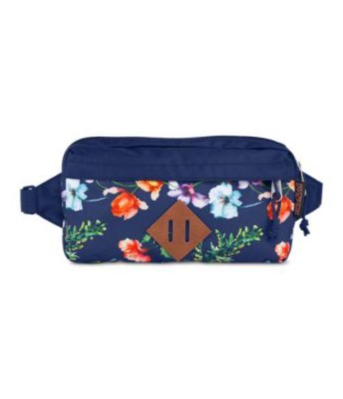 ジャンスポーツ JANSPORT Waisted PACK MULTI NAVY MOUNTAIN MEADOW バッグ 鞄 リュックサック バックパック