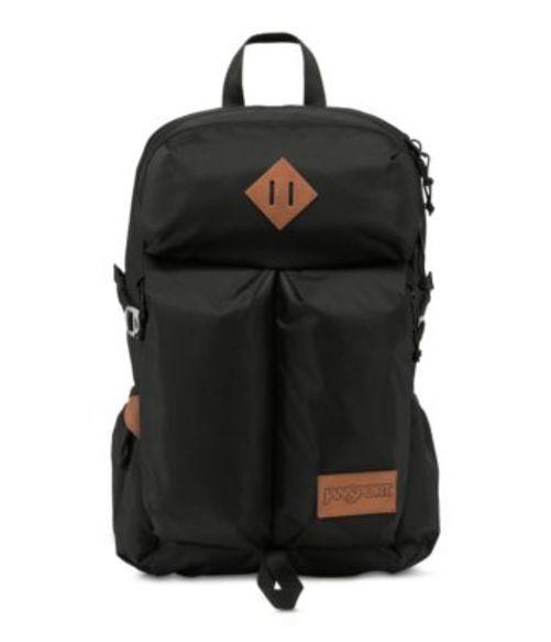 ジャンスポーツ JANSPORT BISHOP BACKPACK BLACK BALLISTIC NYLON バッグ 鞄 リュックサック バックパック