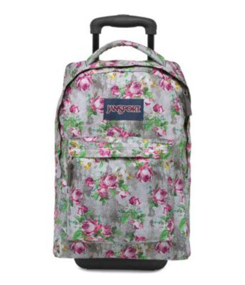 ジャンスポーツ JANSPORT WHEELED SUPERBREAK BACKPACK MULTI CONCRETE FLORAL バッグ 鞄 リュックサック バックパック