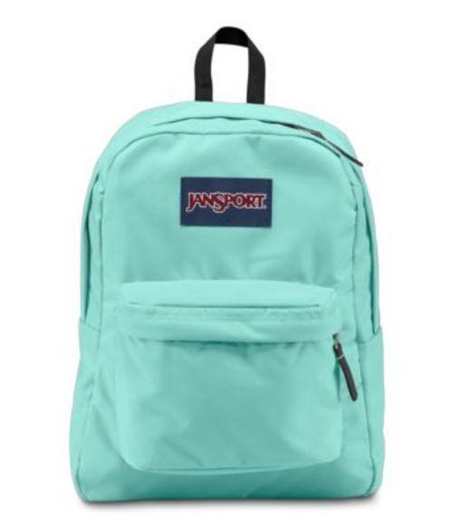 ジャンスポーツ JANSPORT SUPERBREAK BACKPACK AQUA DASH バッグ 鞄 リュックサック バックパック