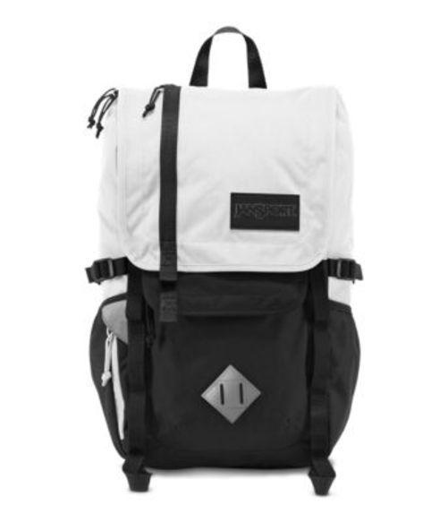 JANSPORT バッグ HATCHET BACKPACK バックパック リュックサック WHITE ジャンスポーツ 鞄
