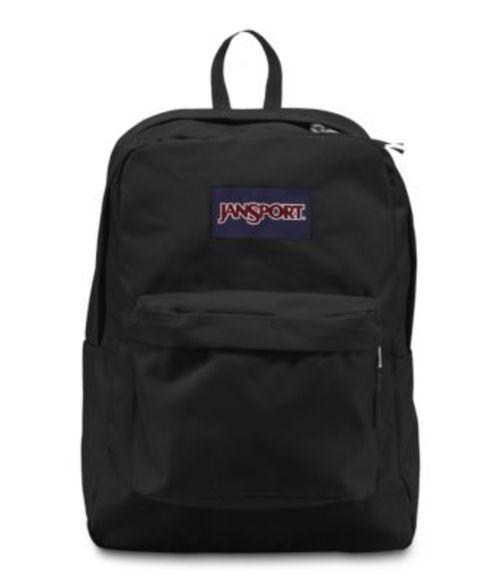 ジャンスポーツ JANSPORT SUPERBREAK BACKPACK BLACK バッグ 鞄 リュックサック バックパック