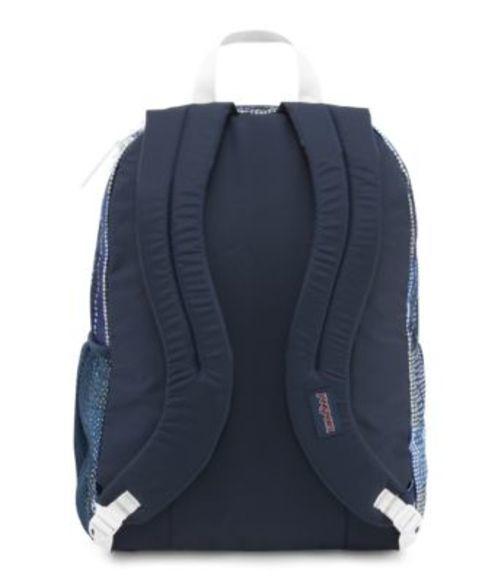 ジャンスポーツ JANSPORT BIG STUDENT OVEREXPOSED BACKPACK MULTI DOTTY STRIPE バッグ 鞄 リュックサック バックパック